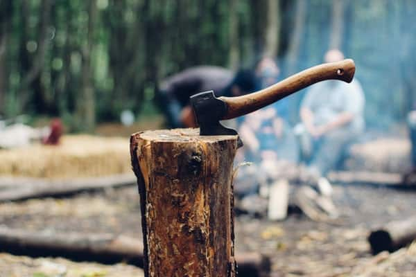 Camping Axe Survival Hand Tool