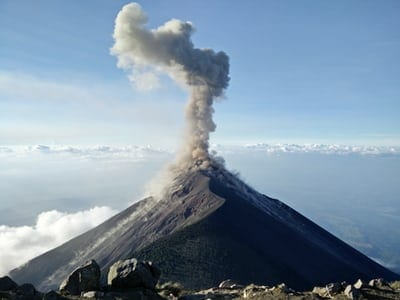 Do And Don'ts During A Volcanic Eruption